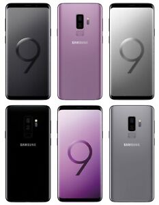 Samsung Galaxy S9 - S9 PLUS 64GB Unlocked 4G LTE Android Smartphone UK Seller
