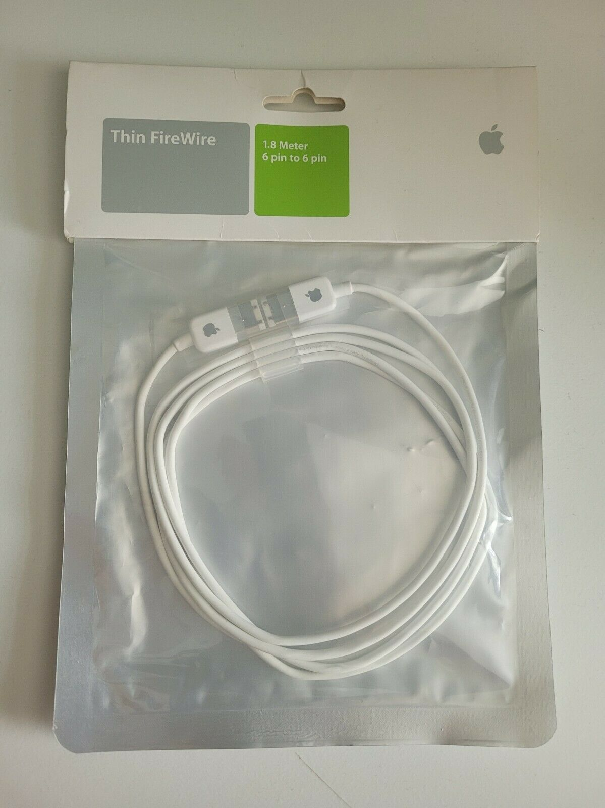 Brand New Apple Firewire to Firewire Cable