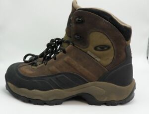 935d8b82e34 Details about Hiking Boots Hi-Tec 4705 IceBreaker WP Size 8.5 Waterproof  Tan Black Thinsulate