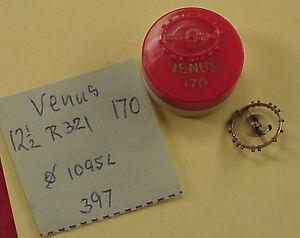 Original-Swiss-Venus-170-Flat-Balance-Wheel-Chronograph-Wrist-Watch-Old-Stock