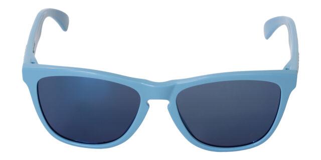 1203eaf255 Oakley Special Edition Heritage Frogskins Sunglasses Blue Ice Iridium