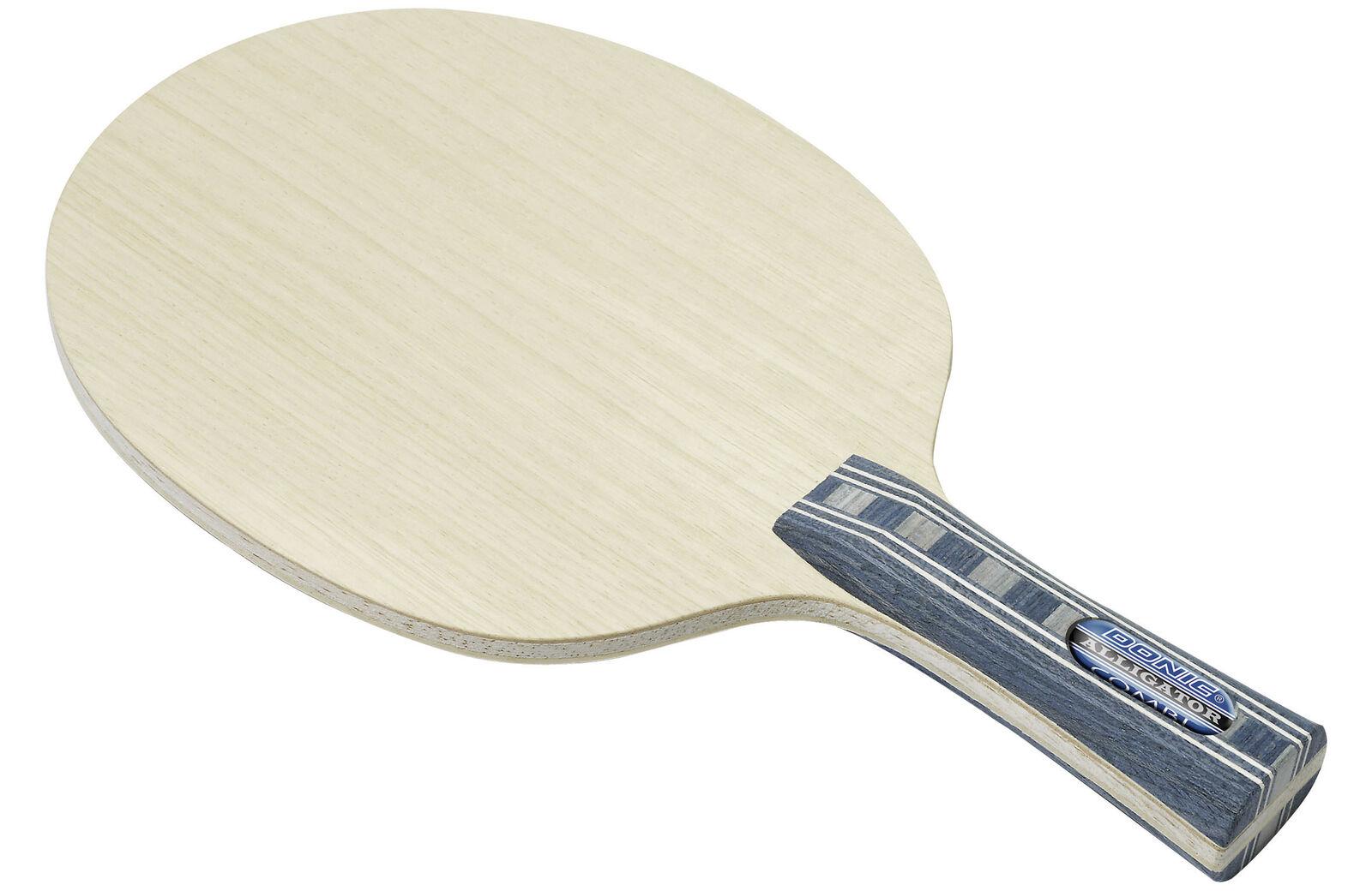 Donic Alligator Combi Tennis de Table-Bois Raquette de Tennis de Table