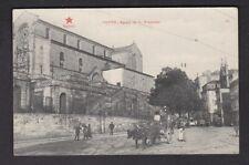 Portugal PORTO Egreja de S. Francisco street scene c1900s? PPC