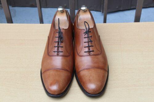 Cuir Crockett newgate 5 5 Excellent Shoes Chaussure 44 jones Etat Men's C 10 E07AdnO