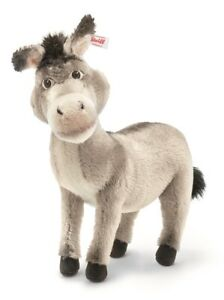Steiff-039-Donkey-039-from-Shrek-DreamWorks-limited-edition-collectable-355578