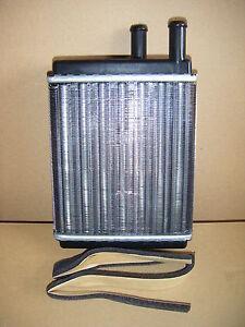 Austin Mini Rover Mini Heater Radiator Matrix 1984 1992 Ebay