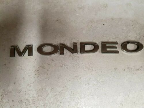 Genuine Ford Mondeo Badge Boot Tailgate Rear Name Letters Logo Emblem