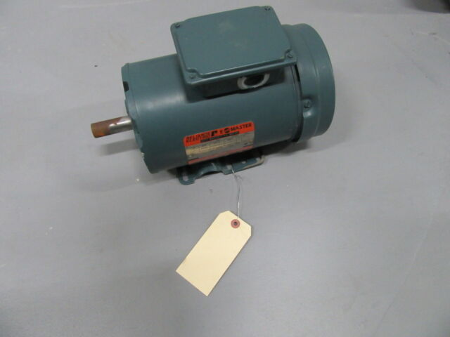 Reliance P14X3237V DUTYMASTER AC Motor 2 HP 1725 RPM