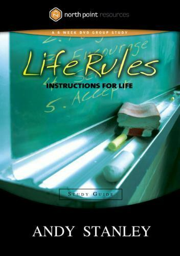 Life Rules Study Guide Instructions For The Game Of Life Northpoint Resources  - $1.00