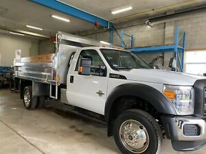 2011 Ford F 550