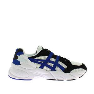 Asics-Tiger-Gel-Bnd-Sneaker-Uomo-1021A145-101-White-Asics-Blue