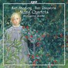 "Kurt Atterberg, Ture Rangstr""m: String Quartets (CD, Sep-2014, CPO)"
