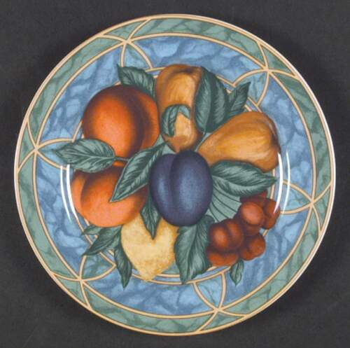 Victoria /& Beale FORBIDDEN FRUIT Salad Plate S746203G2