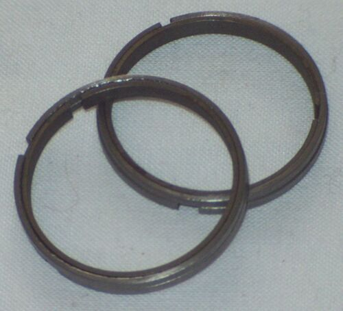 2 olas anillo obturador//simmerring nbr70 18x35x7-18//35//7 mm as = qué = DASL = TC
