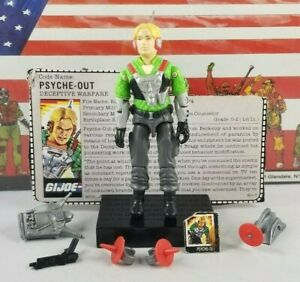Original-1987-GI-JOE-PSYCHE-OUT-V1-cobra-ARAH-complete-UNBROKEN-figure-psych-out