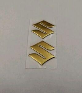 SUZUKI-3D-GOLD-BADGE-LOGO-STICKERS-GRAPHICS-DECALS-SUPERBIKE-GSXR-GSR-BANDIT-SV