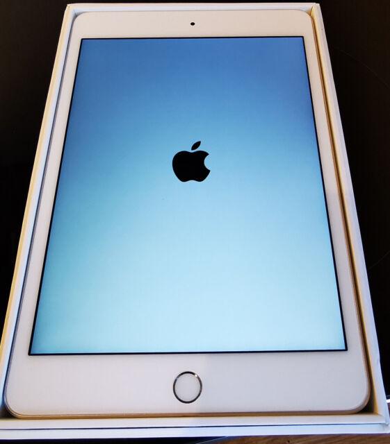 Apple iPad mini 4 128GB, WLAN, 20,07 cm, (7,9 Zoll) - Silber.