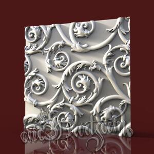 3D-STL-Model-for-CNC-Router-Carving-Machine-Printer-Relief-Artcam-aspire-Cut3D