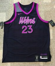 Nike NBA City Edition Basketball Jersey #23 Butler Minnesota Timberwolves Sz 3xl