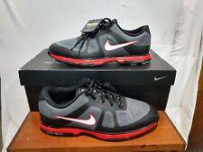 wholesale dealer f97d1 d4091 item 7 New In Box Men s Nike Lunar Ascend Golf Shoes Grey Black Red Size  8.5M MSRP  130 -New In Box Men s Nike Lunar Ascend Golf Shoes Grey Black Red  Size ...