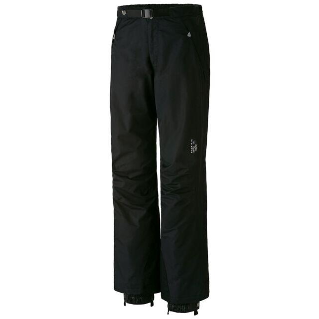 $150 MOUNTAIN HARDWEAR WOMENS S-M-L-XL FOLLOW ME SKI NSULATED PANTS WATERPROOF