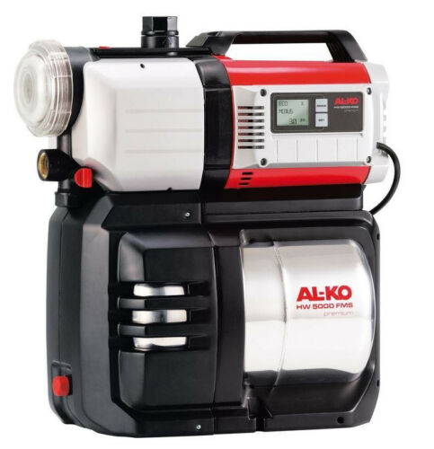 AL-KO Hauswasserwerk HW 4000 FCS Comfort Hauswasserautomat 1kW Pumpe 4000 l//h