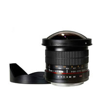 Samyang 8mm F3.5 AS UMC Fisheye CS II Lens for Canon EOS DSLR