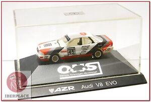 H0-escala-1-87-ho-maqueta-modelismo-coche-auto-car-Herpa-ONS-AZR-Audi-V8-EVO