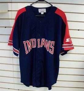 a6808923b9 90s Starter Cleveland Indians Baseball Jersey rtIhkHEc - dmesquita.com