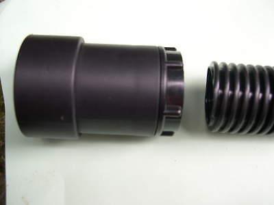Muffe 58mm für Saugschlauch 40mm DN32 für NT Sauger Staubsauger Anschluss