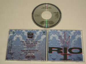 RIO-Reiser-Rio-I-CBS-cbscd-26862-Cd-Album