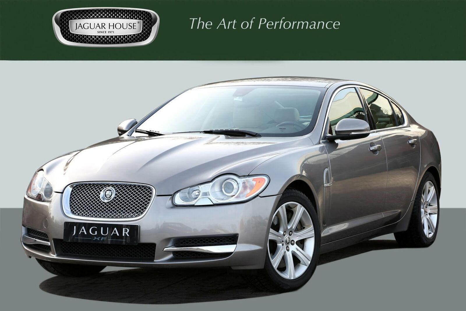 Jaguar XF 3,0 D Luxury aut. 4d