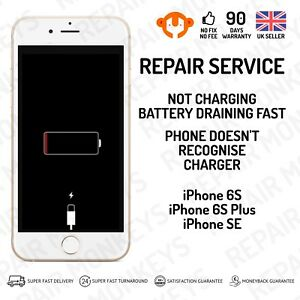 timeless design 9c99d a0d84 Details about REPAIR SERVICE FOR IPHONE 6S 6S PLUS SE U2 IC NOT CHARGING  BATTERY DRAINING FAST