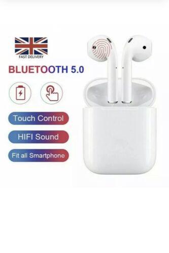 Wireless Bluetooth 5.0 Headphones Touch Control BRAND NEW