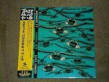 Sonny Stitt Bud Powell J.J. Johns Japan Mini LP sealed