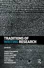 Traditions of Writing Research by Taylor & Francis Ltd (Paperback, 2009)