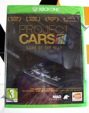 Project Cars Game Of The Year, XBOX ONE, PAL, EURO, MICROSOFT, Nuovo, New Sealed