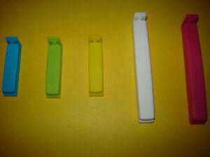 Das Bild Wird Geladen IKEA BEVARA Lebensmittel Lagerung  Gefrierschrank Tasche Clips Waehlbar