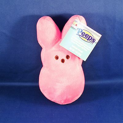 Peeps - Bunny - Pink -  Bean Bag Plush - Easter - NEW