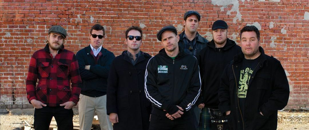 Dropkick Murphys with Flogging Molly