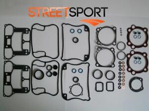 Details about Harley Davidson Sportster 1200 1991 - 2003 Top End Gasket Kit  Silicone - NEW
