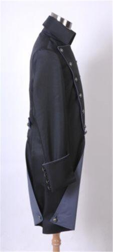 Les Miserables Norm Lewis Javert Jacket Uniform Cosplay Costume Custom Made  #21