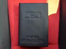 TOYOTA TRD JAPAN GENUINE CAR REGISTRATION CERTIFICATE INSPECTION CASE COVER JDM