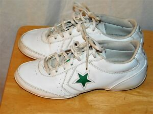 2a75dad887ea WOMEN S CONVERSE KICK TWIST OX CHEER SHOE 525066 WHITE SIZE 5.5