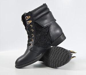 37,39,40 /& 41 Stiefeletten Stiefel BEAUTY GIRLS Boots Gr Damen Schuhe