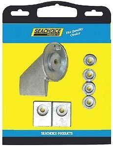 New Suzuki Anode Kits seachoice 50-95461 Fits 40-50 HP Magnesium