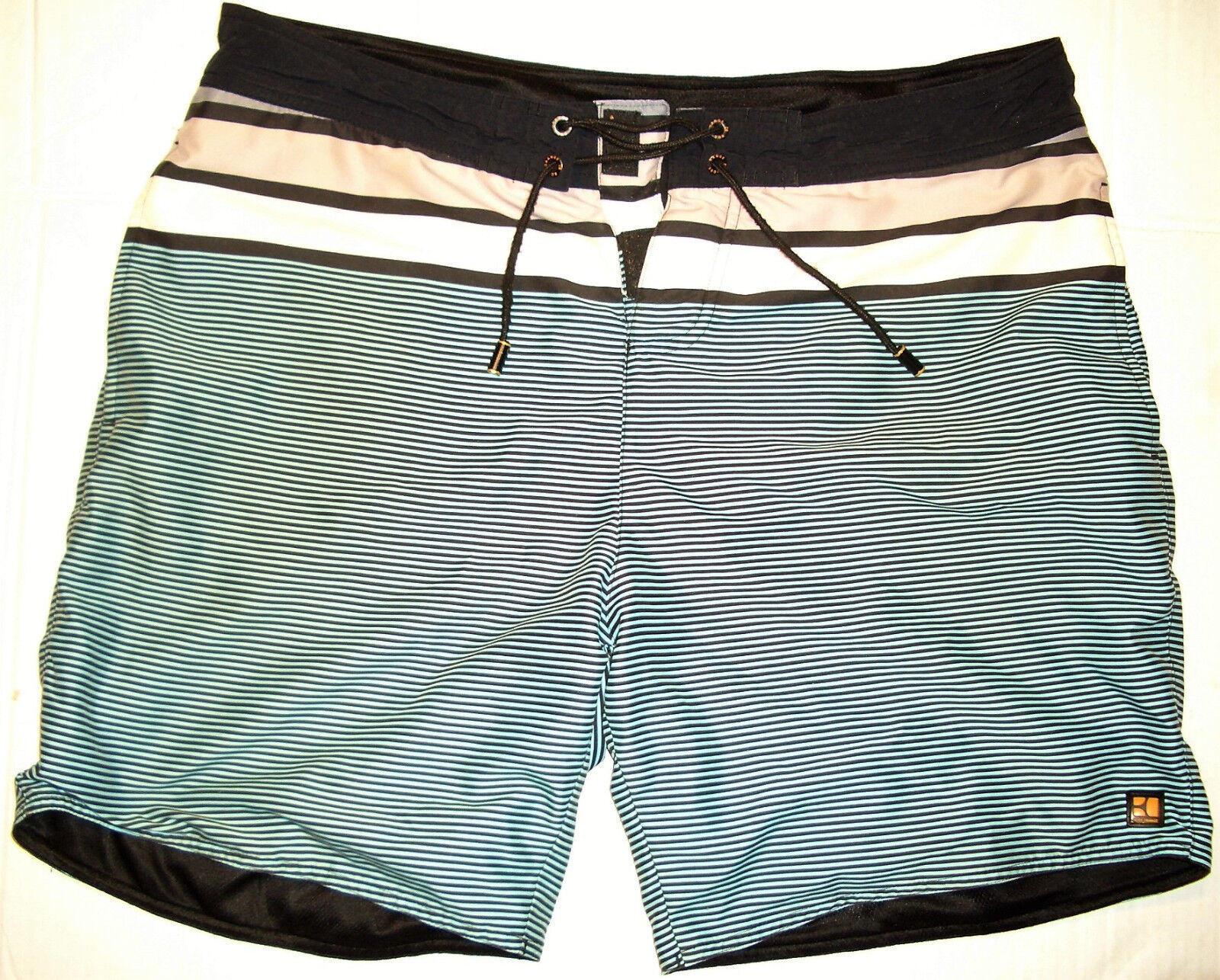 HUGO BOSS orange MEN'S SWIMMING  TRUNKS SIZE XL
