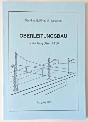 """OH903 Anleitungsheft /""""Oberleitungsbau/"""" von Hobbex,"""