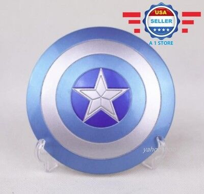 1//6 scale Captain America Metal Shield 3.0 Can Buckle Hand for 12/'/' Figure