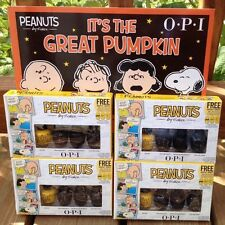 OPI Little PEANUTS Mini Lacquers Set of 1  (Halloween 2014)